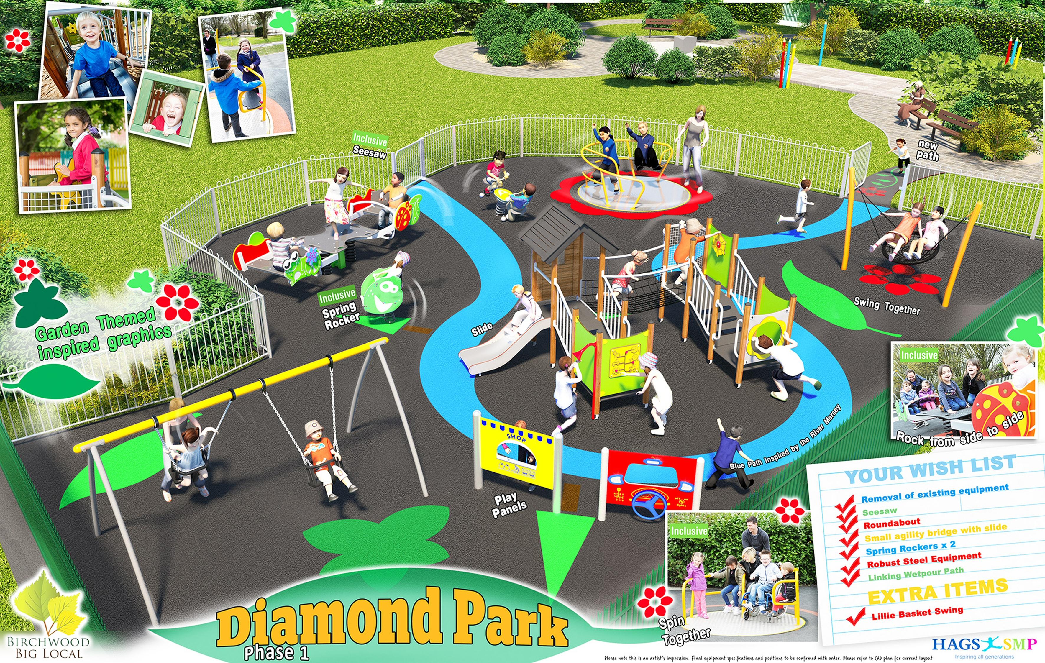 Diamond Park Phase 1